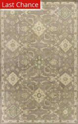 Rugstudio Sample Sale 158615R Taupe Area Rug