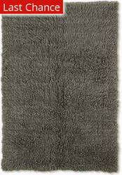 Linon New Flokati 1400 Grams Olive Area Rug