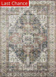 Rugstudio Sample Sale 192342R Ivory - Multi Area Rug