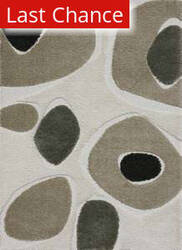 Rugstudio Sample Sale 37775R Ivory-Multi Area Rug