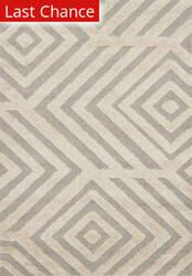 Rugstudio Sample Sale 181618R Sand - Grey Area Rug