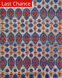 Rugstudio Sample Sale 102526R Peacock Area Rug