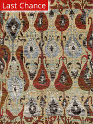 Rugstudio Sample Sale 102530R Spice Area Rug