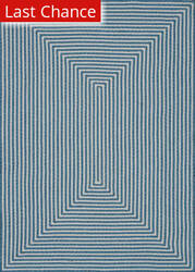 Rugstudio Sample Sale 68350R Aqua Area Rug