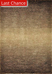 Rugstudio Sample Sale 68372R Mocha Area Rug