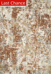 Rugstudio Sample Sale 192382R Rust Area Rug