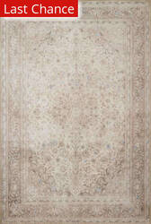 Rugstudio Sample Sale 175490R Sand - Taupe Area Rug