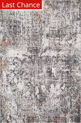 Rugstudio Sample Sale 193479R Ivory - Granite Area Rug
