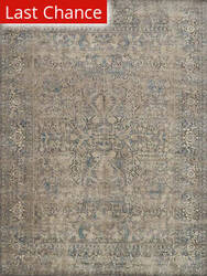 Rugstudio Sample Sale 181632R Grey - Stone Area Rug