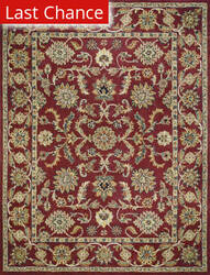 Loloi Maple Mp-16 Red Area Rug