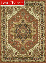 Loloi Maple Mp-48 Antique Rust Area Rug