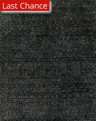 Rugstudio Sample Sale 141183R Midnight Area Rug