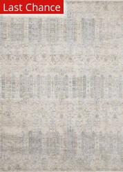 Rugstudio Sample Sale 193504R Ivory - Mist Area Rug
