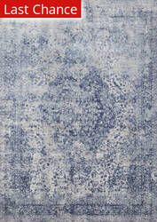 Rugstudio Sample Sale 181645R Blue - Stone Area Rug