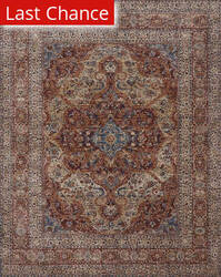 Rugstudio Sample Sale 181656R Adobe Spice Area Rug