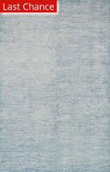 Rugstudio Sample Sale 113740R Light Blue Area Rug