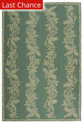 Rugstudio Sample Sale 31256R TARRAGON / GREEN Area Rug