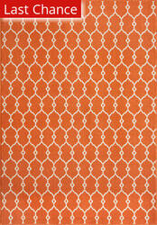 Rugstudio Sample Sale 160979R Orange Area Rug