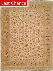 Natures Loom Asia Amana Creme/Medium Gold Area Rug