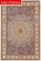 Rugstudio Sample Sale 186574R Lavender Area Rug