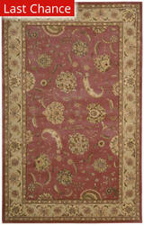Rugstudio Sample Sale 186587R Rose Area Rug