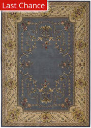 Rugstudio Sample Sale 22905R Blue Area Rug