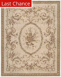 Rugstudio Sample Sale 45081R Beige Area Rug