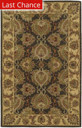 Rugstudio Sample Sale 23160R Green Area Rug