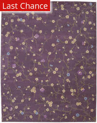 Rugstudio Sample Sale 23198R Lavender Area Rug