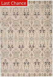 Rugstudio Sample Sale 186401R Grey - Slate Area Rug