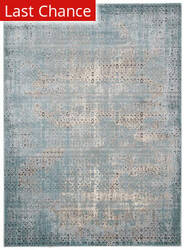 Rugstudio Sample Sale 123672R Blue Area Rug