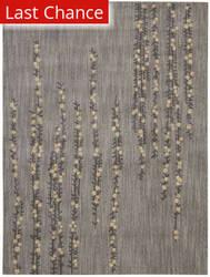 Rugstudio Sample Sale 72020R Grey Area Rug