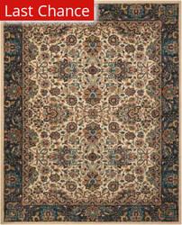 Rugstudio Sample Sale 186604R Ivory Area Rug