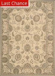 Rugstudio Sample Sale 28446R Ivory Area Rug