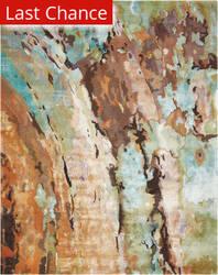 Rugstudio Sample Sale 156836R Multicolor Area Rug