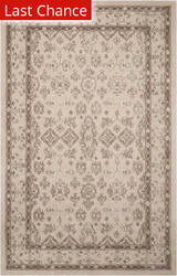 Rugstudio Sample Sale 187809R Taupe Area Rug