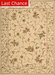 Rugstudio Sample Sale 23451R Ivory Area Rug
