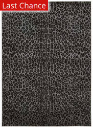 Rugstudio Sample Sale 140543R Charcoal Area Rug