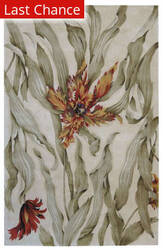 Rugstudio Sample Sale 23530R Ivory Area Rug