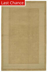 Rugstudio Sample Sale 23582R Sand Area Rug