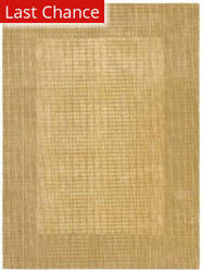 Rugstudio Sample Sale 17441R Gold Area Rug