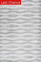 Rugstudio Sample Sale 165731R Grey Area Rug