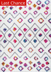 Rugstudio Sample Sale 181126R Pink Area Rug