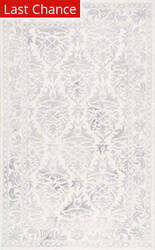 Nuloom Hand Looped Krause Grey Area Rug