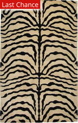 ORG Destin Zebra Natural Area Rug