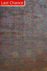 ORG Premium Tibetan Lotus Madder Area Rug