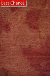 ORG Premium Tibetan Gci Reds Area Rug