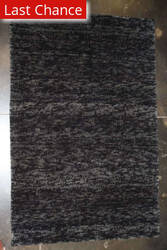 ORG Synthesis Atn-314 Black Area Rug