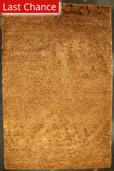 ORG Premium Tibetan Coin 1888 Ook Copper Area Rug