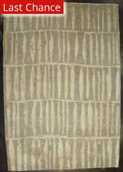 ORG Premium Tibetan Sumi 2368 Ook Stone Grey Area Rug